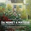evento CINEMA: DA MONET A MATISSE – L'ARTE DI DIPINGERE IL GIARDINO MODERNO