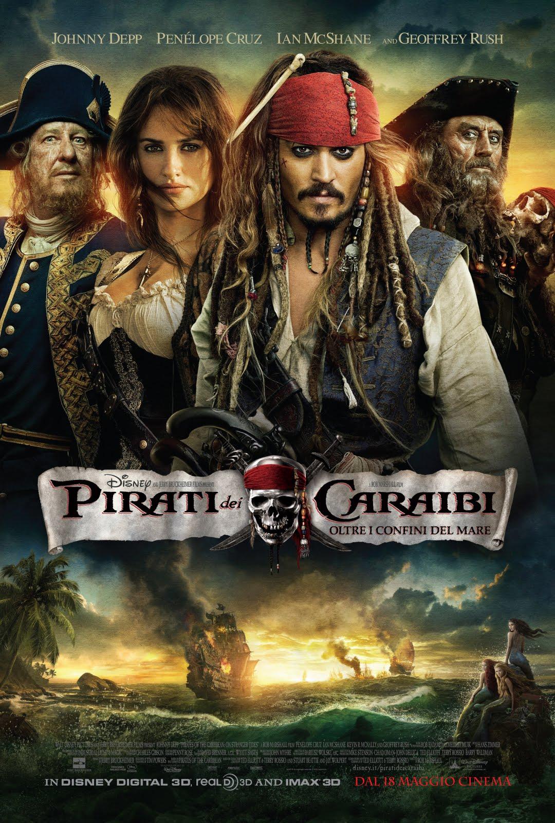 Pirati Dei Caraibi 1 Pirati Dei Caraibi Oltre i